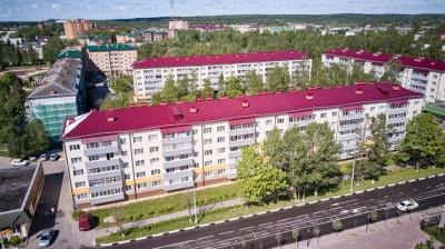 Свыше 13 тыс. домов отремонтировали по программе капремонта в Подмосковье