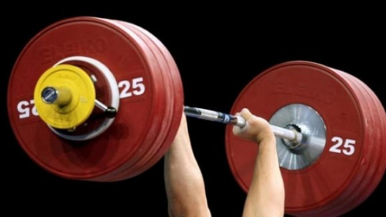 Тяжелоатлеты из Подмосковья завоевали 14 медалей на юниорском первенстве страны
