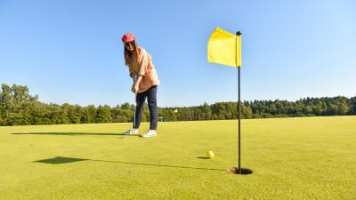 Участники первого гольф-турне посетят Подмосковье