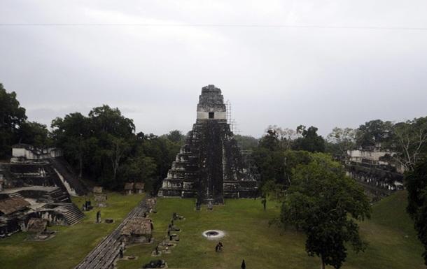 Ученые определили по фекалиям, как вымирала цивилизация майя