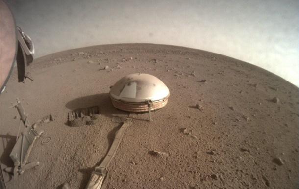 """Ученые впервые """"заглянули"""" в глубокие недра Марса"""