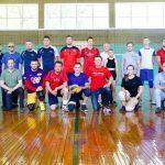 В Бронницах стартовал волейбольный турнир