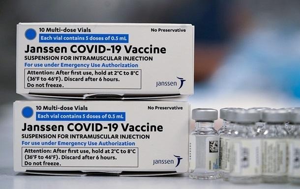 """В Johnson&Johnson рассказали о """"побочке"""" своей вакцины"""