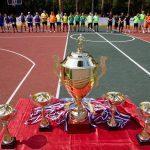 В Котельниках открыли новую спортивную площадку