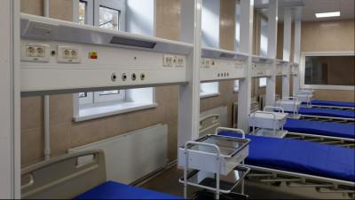 В Подмосковье организовали 14,5 тыс. коек для Covid-пациентов