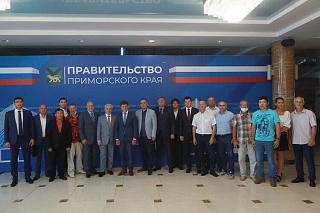 В Приморском крае состоялась рабочая встреча по вопросам развития школьного спорта