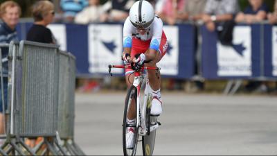 Велоспортсменка из Подмосковья стала бронзовым призером чемпионата России