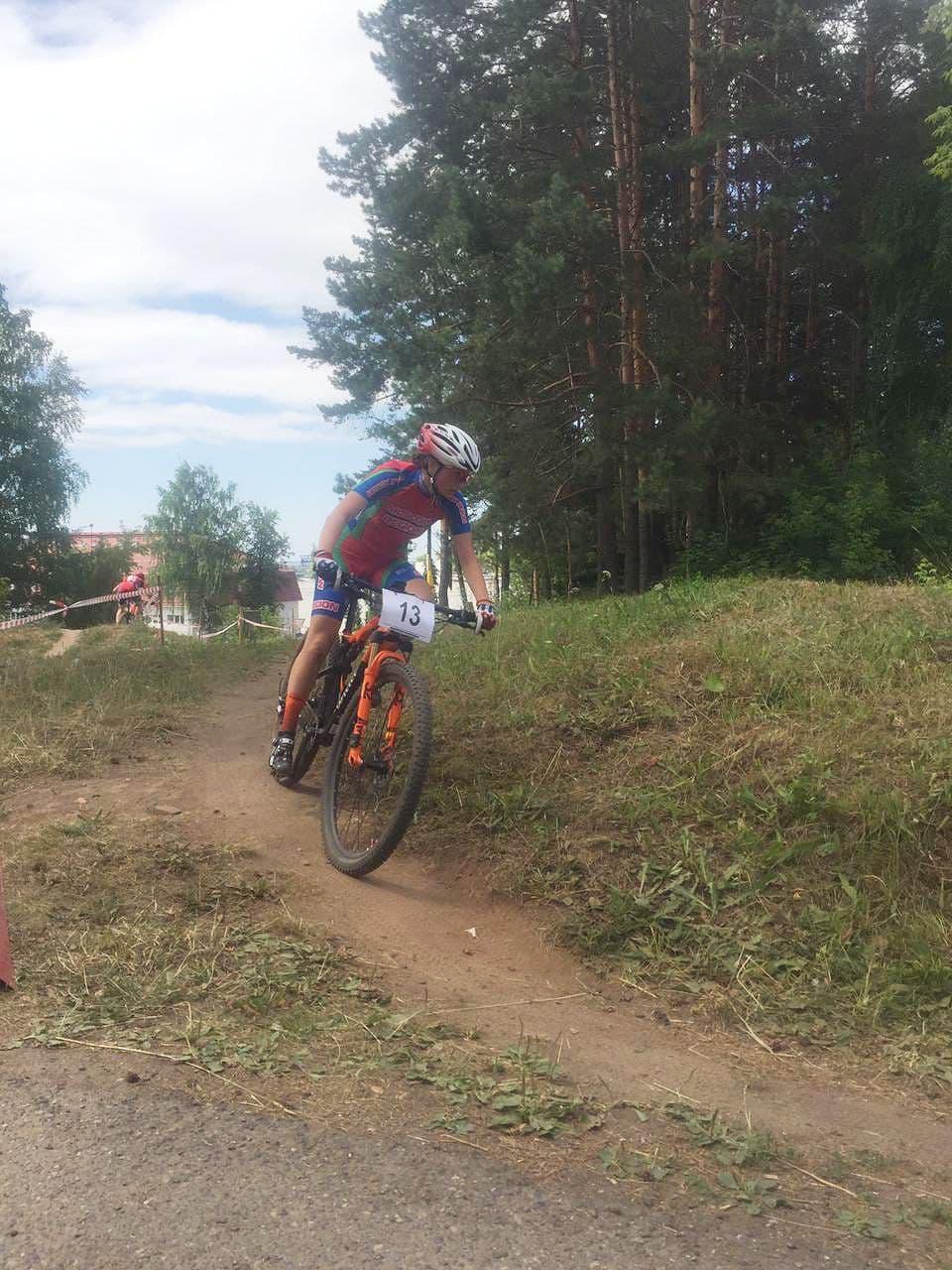Велоспортсменки из Подмосковья завоевали золото и бронзу всероссийских соревнований