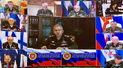 Андрей Воробьев обсудил аспекты совместной работы с Министерством обороны РФ