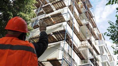 Более 100 фасадов жилых домов капитально отремонтировали в Московской области за полгода