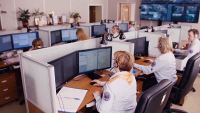 Более 230 тыс. вызовов поступило в систему-112 Подмосковья за неделю