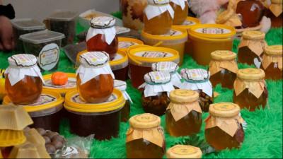 Более 4 тонн меда реализовали на фестивале «Сыр. Пир. Мир» в Подмосковье за два дня