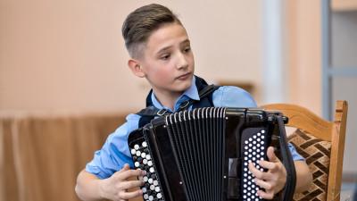 Более 60 музыкальных школ Подмосковья получили новые музыкальные инструменты