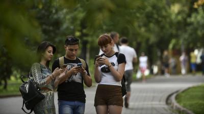 Большая часть опрошенных жителей Московской области довольны качеством сотовой связи
