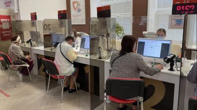 Цифровую зону МФЦ в оснастили новым оборудованием в Сергиевом Посаде