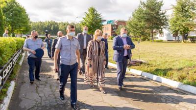 Деятельность колонии-поселения и трудовую адаптацию осужденных обсудили в Электростали
