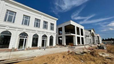 Деловой комплекс в Истре планируют построить до конца года