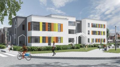Детский сад построят в Апрелевке