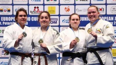 Дзюдоистка из Подмосковья победила в Кубке Европы
