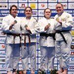 Дзюдоистка из Подмосковья стала победительницей Кубка Европы