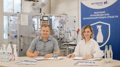 Еще одна подмосковная компания стала участником нацпроекта «Производительность труда»