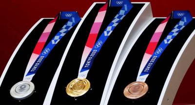 Свыше 20 медалей завоевали подмосковные спортсмены на Олимпийских играх в Токио
