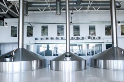 Московская область занимает 1 место по производству пива в России