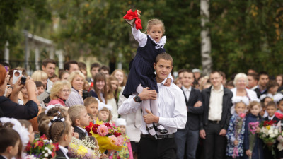 Губернатор рассказал, как пройдут линейки в Подмосковье 1 сентября