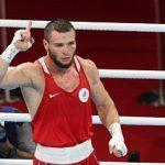 Игры XXXII Олимпиады в Токио: Имам Хатаев выиграл «бронзу» в соревнованиях по боксу в весовой категории до 81 кг