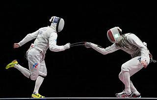 Игры XXXII Олимпиады в Токио: Российские рапиристы – серебряные призеры Игр