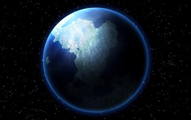 Ядро Земли с одной стороны растет быстрее, чем с другой