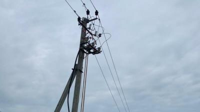 Энергетики Подмосковья заменили 153 опоры ЛЭП в проблемных муниципалитетах за неделю