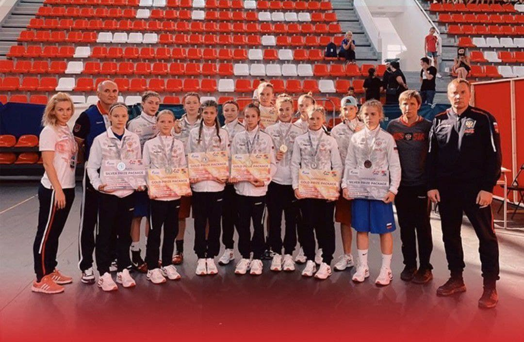Юные боксёры из Подмосковья завоевали 4 золотые медали на первенстве Европы