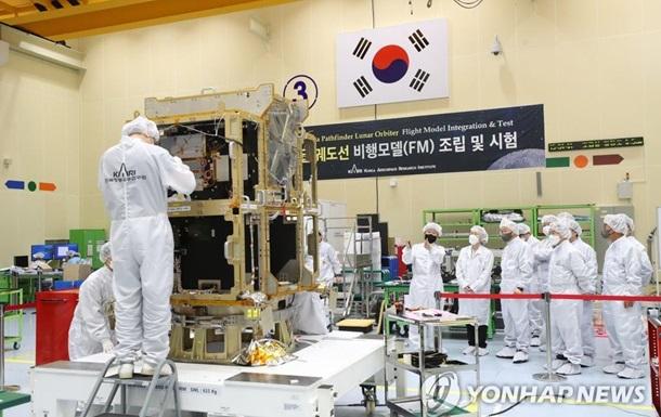 Южная Корея запустит орбитальную миссию к Луне