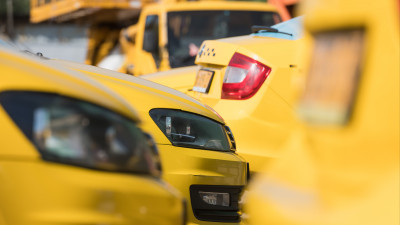 Как подмосковным водителям зарегистрироваться в системе мониторинга такси