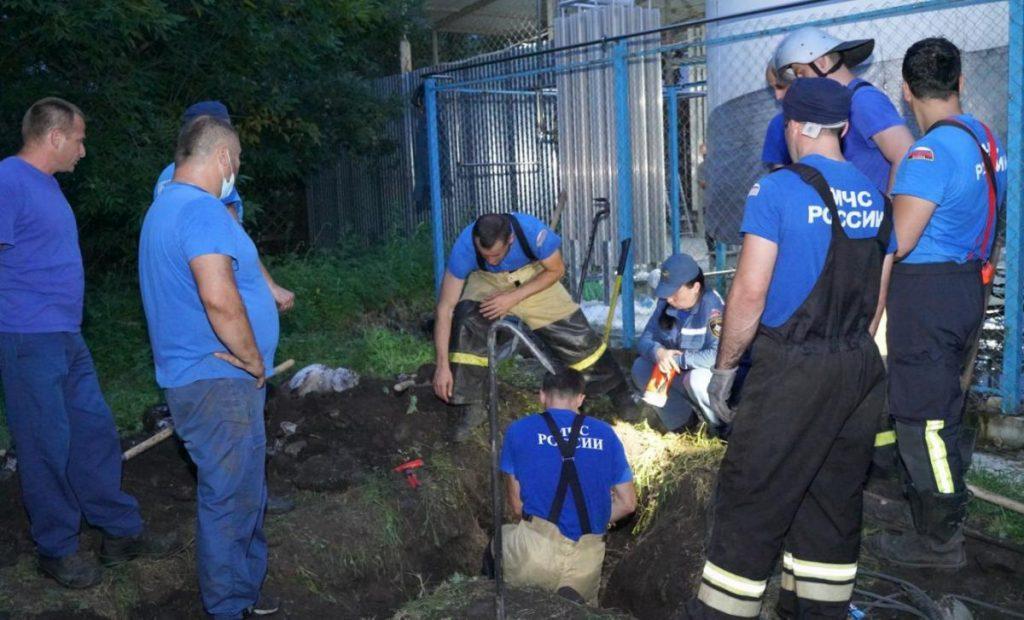 катастрофа во владикавказе в больнице умерли 11 человек