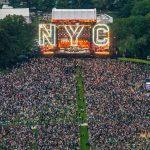 Концерт в честь избавления Нью-Йорка от коронавируса смыло дождём