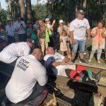 На Московской детской железной дороге установили новый рекорд России и мира