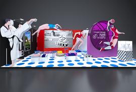 На Восточном экономическом форуме во Владивостоке Государственный музей спорта Минспорта России представит экспозицию, посвященную 90-летию создания физкультурно-спортивного комплекса «Готов к труду и обороне»