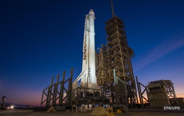 NASA отложило запуск ракеты Falcon 9 с грузовиком Dragon
