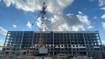Названы округа Московской области, с которых начнется строительство жилья по новым стандартам