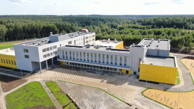 Образовательный центр на 1,1 тыс. мест готовят к открытию в Солнечногорске