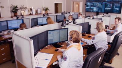 Около 240 тыс. вызовов поступило в систему - 112 Московской области за неделю