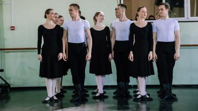 хореографическая группа губернского колледжа искусств