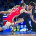 Первенство мира среди юниоров по спортивной борьбе проходит в Уфе