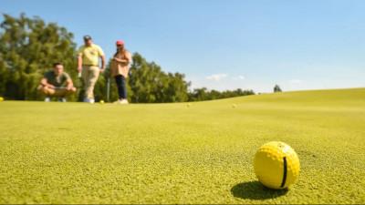 Первый туристический маршрут для поклонников гольфа стартует в Московской области