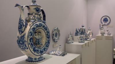 Пять предприятий народных промыслов Подмосковья участвуют в выставке «Традиции и инновации»