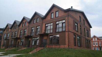 Пять жилых домов получили акт о соответствии в Истре