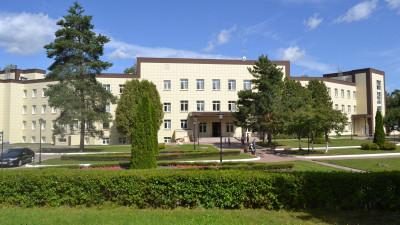 Рабочий визит губернатор Московской области в санаторий «Истра»