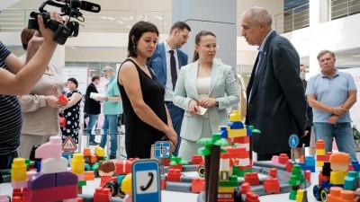 Подмосковье активно поддерживает развитие предприятий индустрии детских товаров